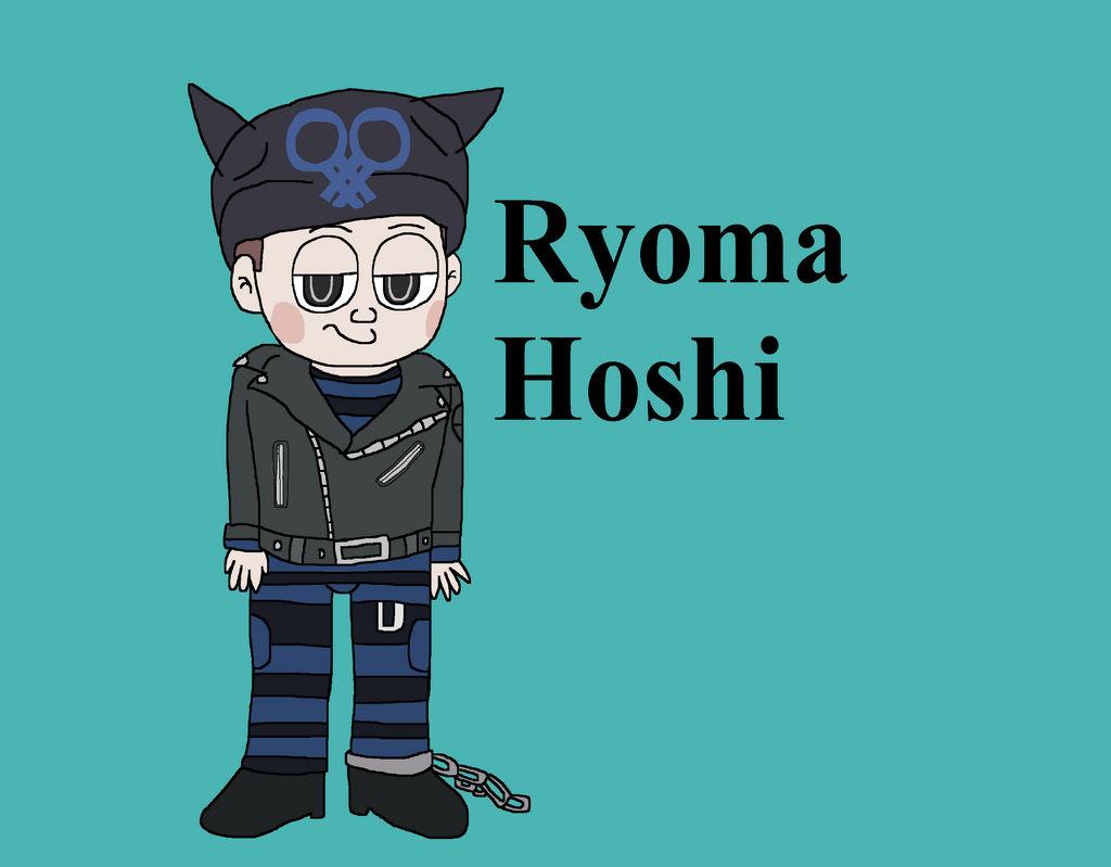 Ryoma Hoshi Fanart Yandere!korekiyo shinguuji x fem!s/o x gonta gokuhara kidnaps both of you and makes gonta his slave! alessandro orsini