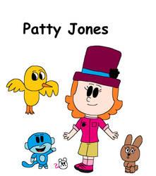 ClayFighter Oc - Patty Jones by IzaStarArtist17