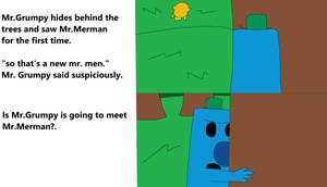 Mr.Merman book pg 52 and 53