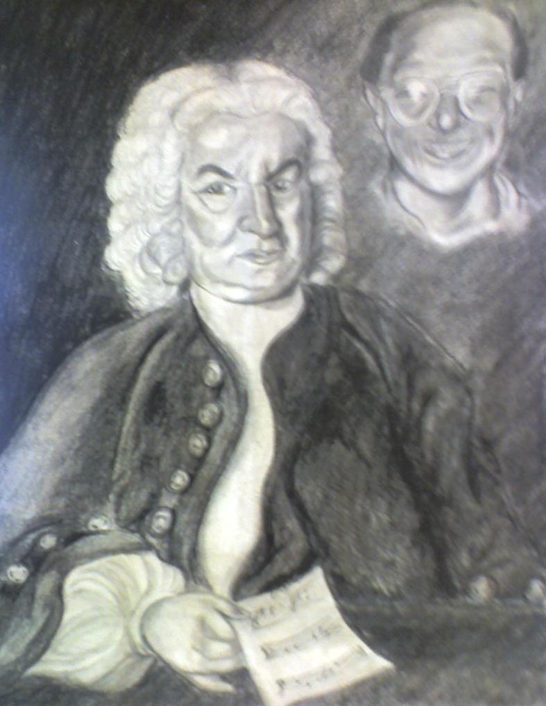 Johann sebastian by Catgirl08