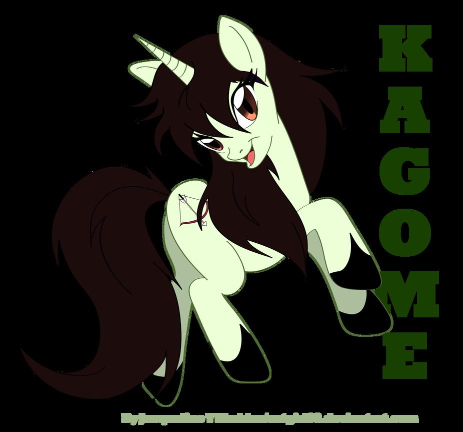 kagome Pony by Catgirl08
