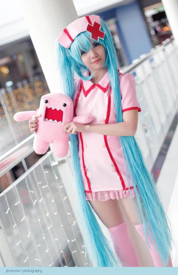 Miku Hatsune Love Ward by kyashii4