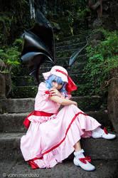 Remilia Scarlet by kyashii4