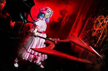Remilia : The Scarlet Devil by kyashii4