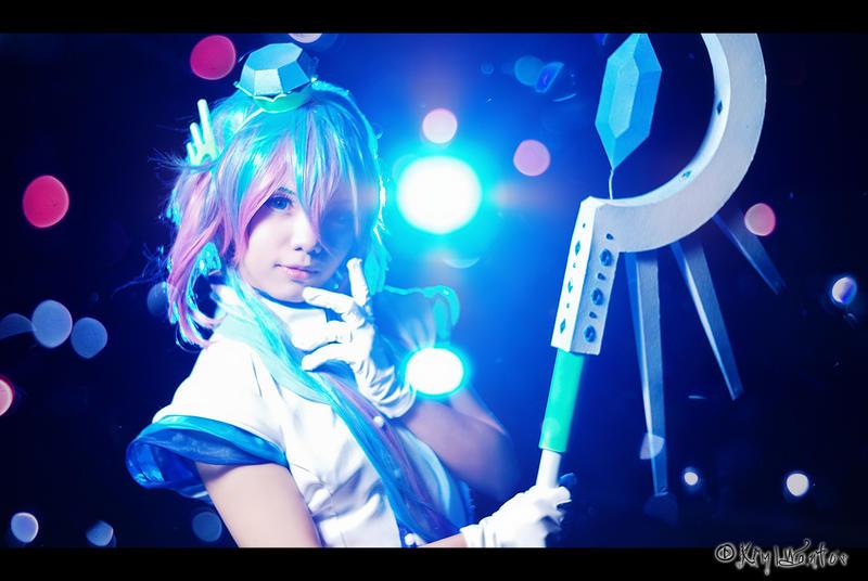 VOCALOID 3 ~ Aoki Lapis by kyashii4