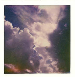 The Afternoon Sky I by InstantPhotographer