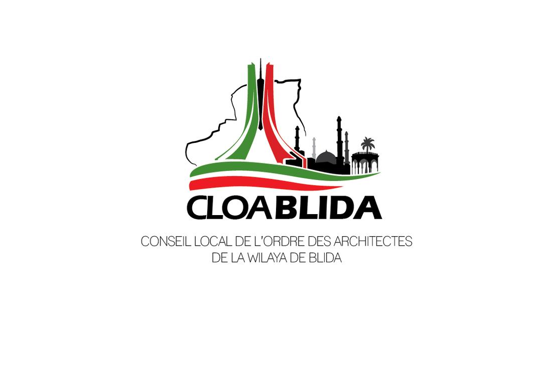 cloa blida LOGO 2018 by GANZATRONIQUE