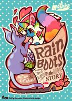 RAIN BOOTS by mofuwa