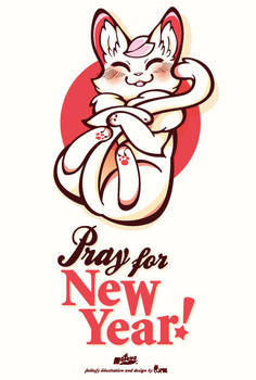 Pray for new year