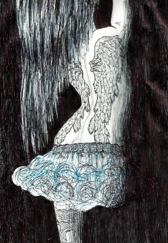 Rock girl by DarkMelody18