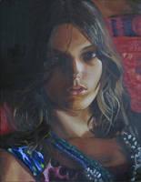 Girl by WizardsWarning