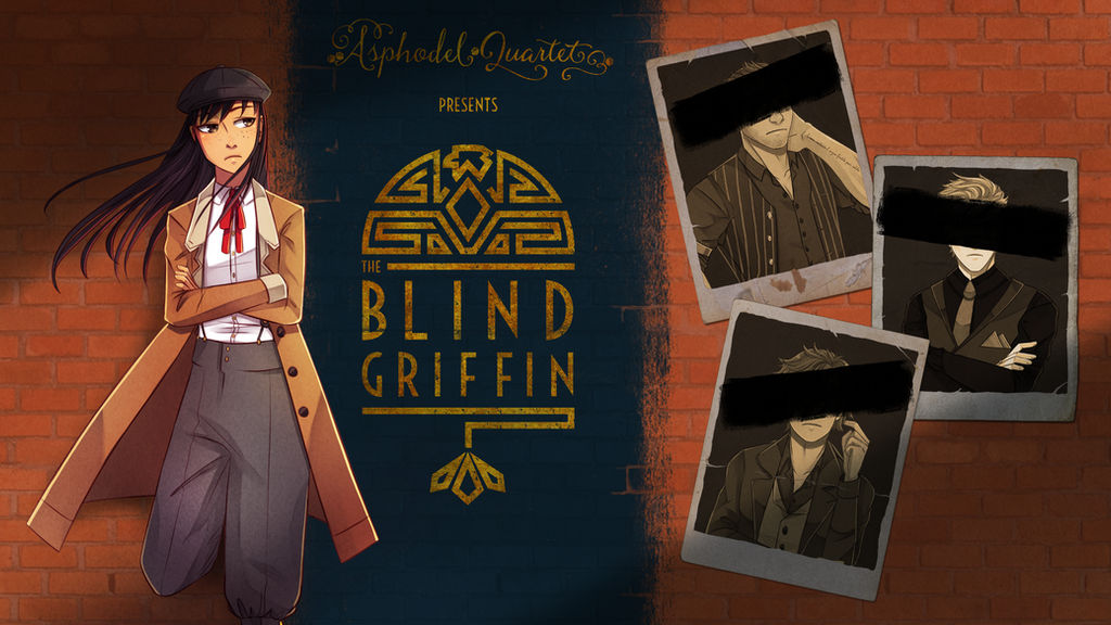 Game Release: The Blind Griffin by Auro-Cyanide