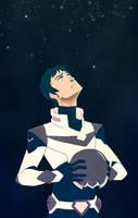 Voltron: Lance by Auro-Cyanide