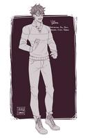 Nano17: The Vampire by Auro-Cyanide