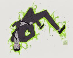 Mob Psycho 100: Ekubo by Auro-Cyanide
