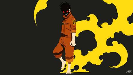 Shinra Kusakabe | Fire Force