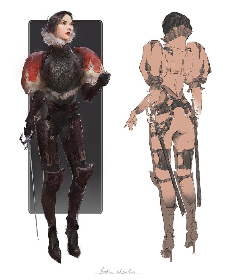 Countess by quargon