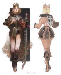 Maiden by quargon