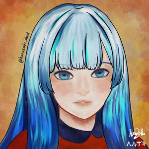Watercolor Texture (feat. Aozora Shimizu)