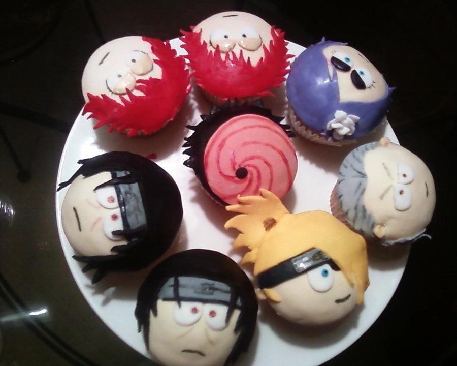 Naruto Birthday Cake Fail