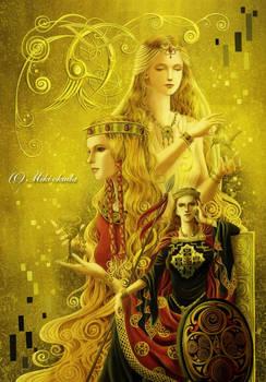 Women of Celtic Myth