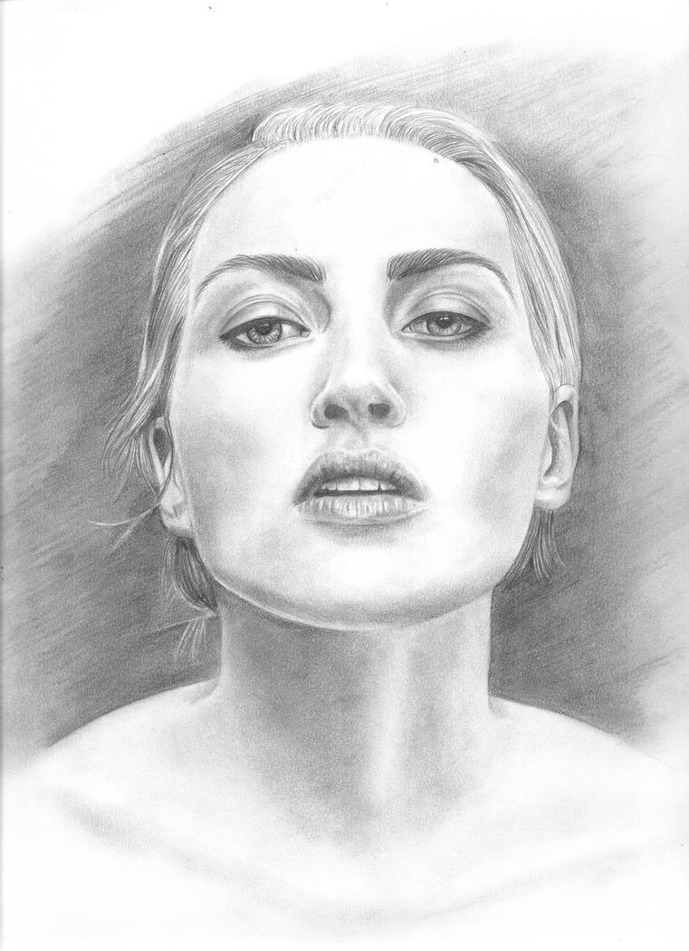 Kate Winslet by Katifisen