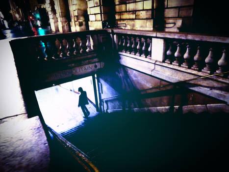 Down The Metro