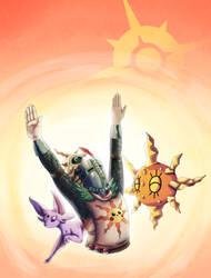 POKEMON SUN HYPE by SailorSun546