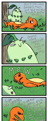 You filthy Fire Type by SailorSun546