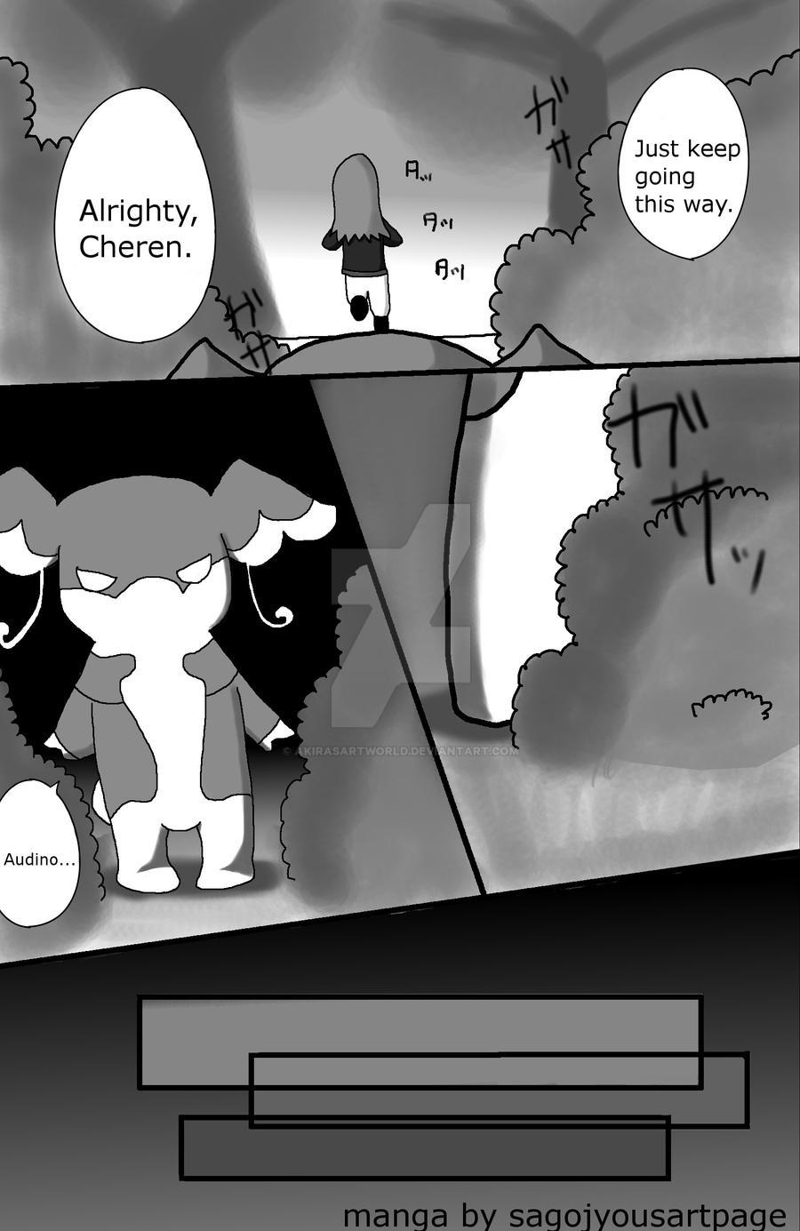 Mini Chere Love Ch2 pg19 by AkirasArtWorld