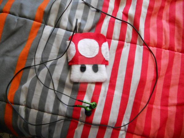 Super Mario Mushroom icozy by Sagojyousartpage