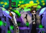 Minecraftian Mythics AU - Luminous