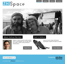 JHSpace Website