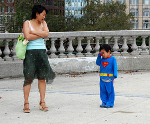 Superman Cannot Fly? by truefreestyle