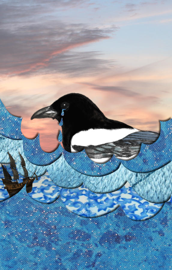 One For Sorrow by alter-ipse-amicus