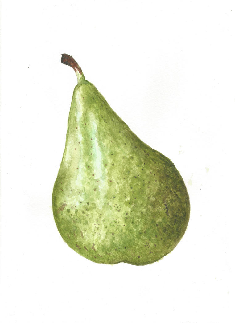 Pear by alter-ipse-amicus