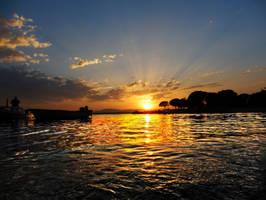 Croatian Sunset by D-BH