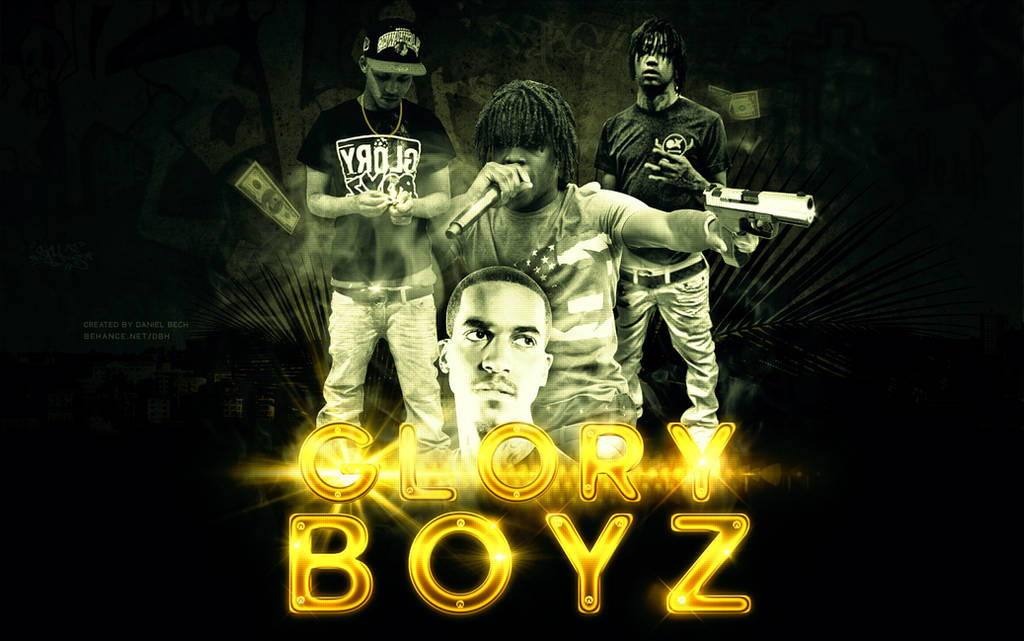 Glory Boyz Wallpaper by D-BH