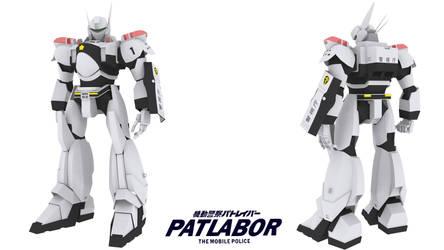 Patlabor by Bj03