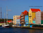 the colours of Curacao by burcyna