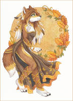 .::Autumn leaves::. by SnowSnow11