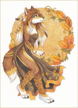 .::Autumn leaves::.
