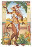 ~Egyptian dancer~