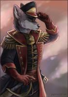 ~Commissar Spec~ by SnowSnow11