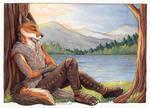 ~Lakeside rest~