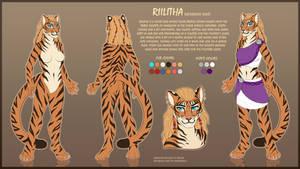 Riilitha reference sheet