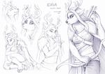 idaia shadedSMALL by SnowSnow11