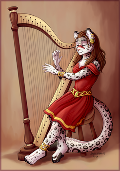 ~Melodious Feline~