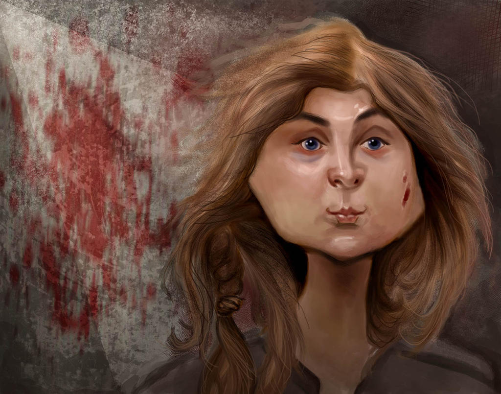 The Walking Dead Look at the Flowers by jonesmac2006 on deviantART
