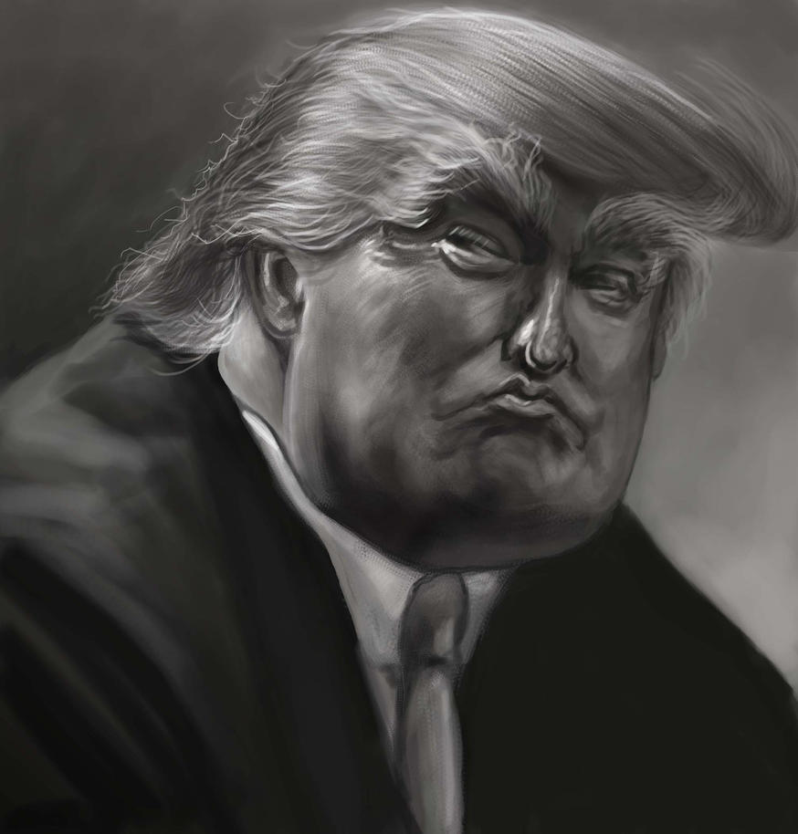 Trump by jonesmac2006